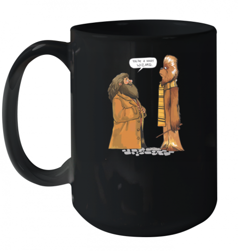 star wars harry potter Ceramic Mug 15oz