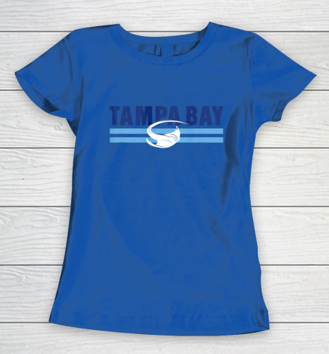 Cool Tampa Bay Local Sting ray TB Standard Tampa Bay Fan Pro Women's T-Shirt 8