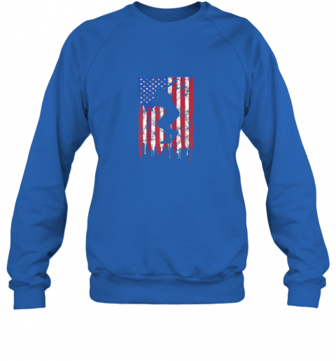 pjrv vintage patriotic american flag baseball shirt usa sweatshirt 35 front royal