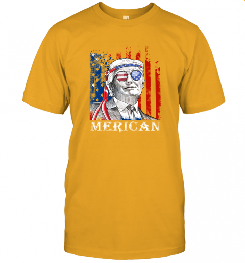udxj merica donald trump 4th of july american flag shirts jersey t shirt 60 front gold