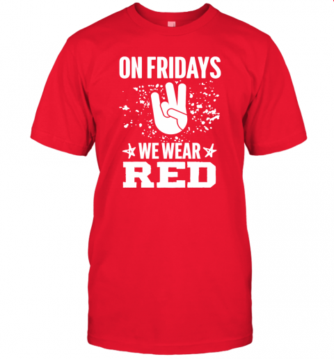 Cougar Red Friday Official  Shirt