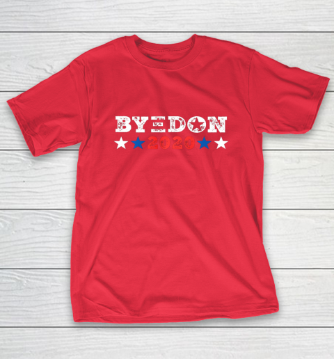 ByeDon Shirt 2020 Joe Biden 2020 American Election Bye Don T-Shirt 9