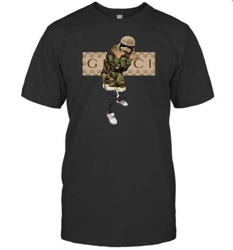 Gucci Gang Hiphop Mens T-Shirt