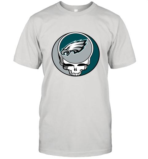 NFL Team Philadelphia Eagles x Grateful Dead Unisex Jersey Tee