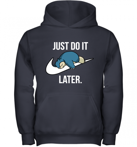 Snorlax Youth Hoodie