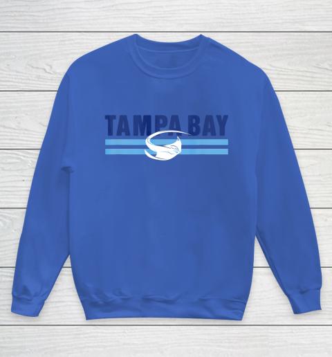 Cool Tampa Bay Local Sting ray TB Standard Tampa Bay Fan Pro Youth Sweatshirt 6