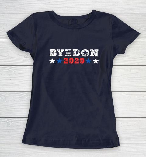 ByeDon Shirt 2020 Joe Biden 2020 American Election Bye Don Women's T-Shirt 2