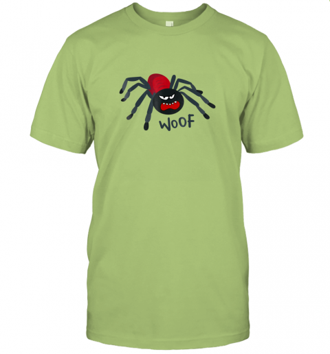 Barking Spider, Halloween Apparel for Dog Lovers T-Shirt