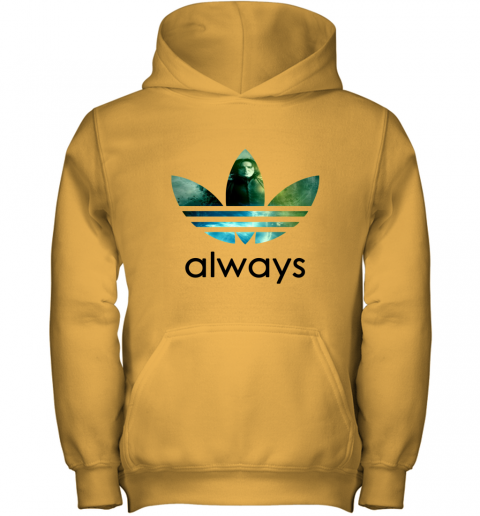 mxu8 adidas severus snape always harry potter shirts youth hoodie 43 front gold