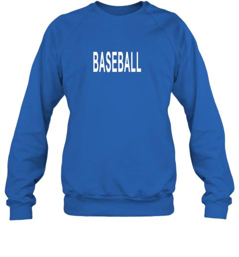 cyws shirt that says baseball sweatshirt 35 front royal