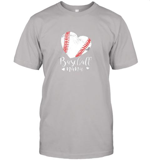 lqe2 funny baseball nana shirt gift for men women jersey t shirt 60 front ash