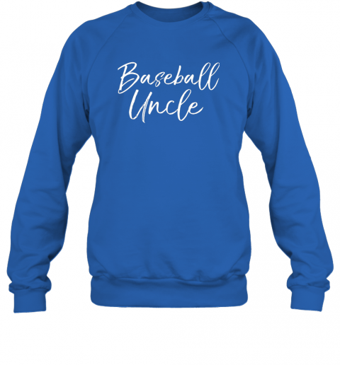 17ml baseball uncle shirt for men cool baseball uncle sweatshirt 35 front royal