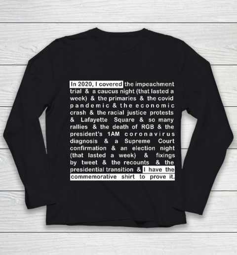 Jim Acosta Youth Long Sleeve