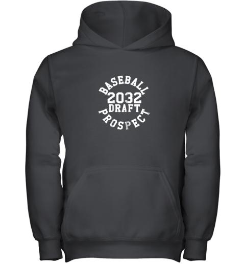 Kindergarten Shirt Funny Class of 2032 Baseball Gift Youth Hoodie