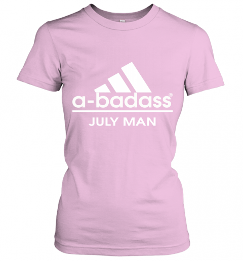 A Badass Junly Men Are Born In March Women's T-Shirt