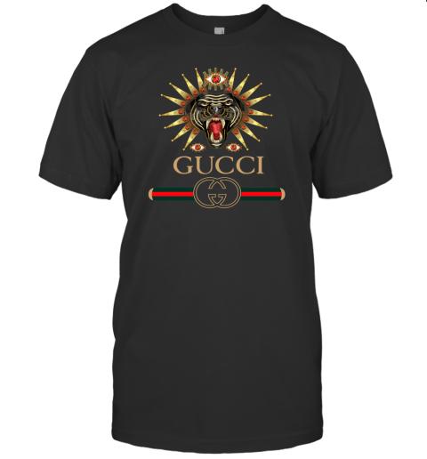 Gucci Logo Tiger Best Mens T-Shirt