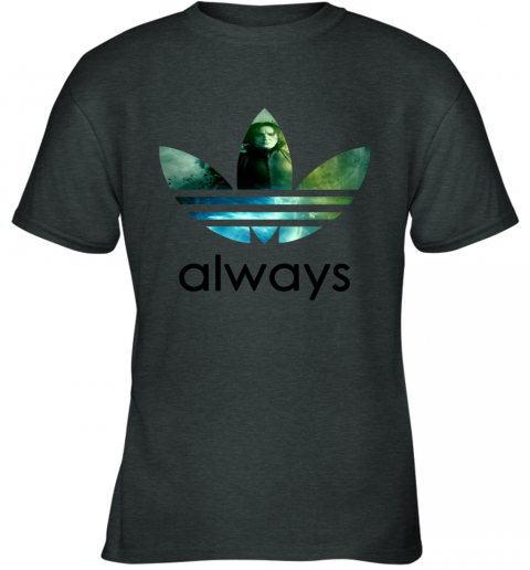 rr4f adidas severus snape always harry potter shirts youth t shirt 26 front dark heather