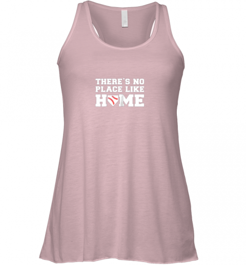 mldw there39 s no place like home baseball shirt kids baseball tee flowy tank 32 front soft pink