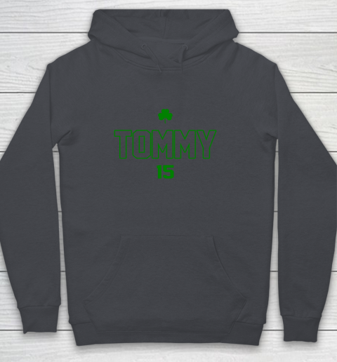 Celtics Tommy 15 Youth Hoodie 5