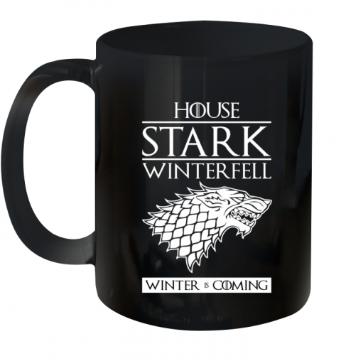 HOUSE STARK Ceramic Mug 11oz