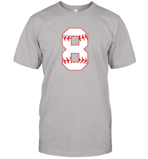 sl1c cute eighth birthday party 8th baseball shirt born 2011 jersey t shirt 60 front ash