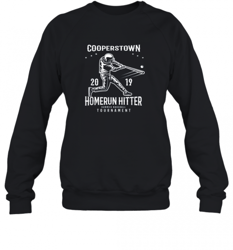 Cooperstown Home Run Hitter Sweatshirt