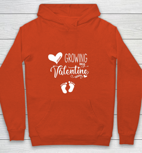 Growing my Valentine Tshirt for Wife Youth Hoodie 3