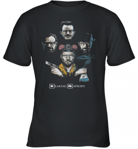 Breaking Bad Rhapsody Youth T-Shirt