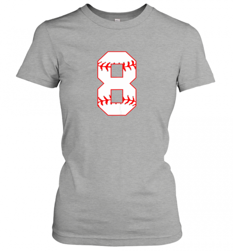 q05u cute eighth birthday party 8th baseball shirt born 2011 ladies t shirt 20 front ash