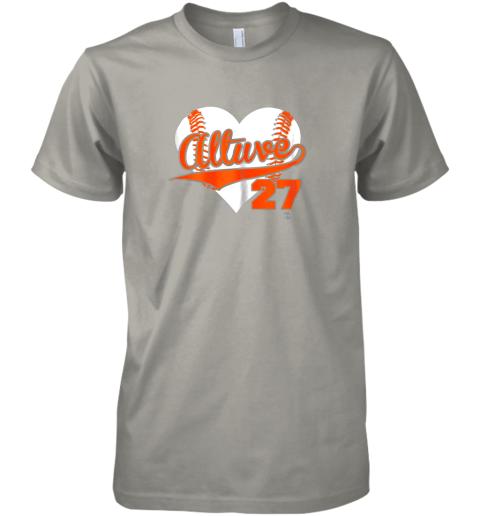 yogf jose altuve baseball heart shirtapparel premium guys tee 5 front light grey