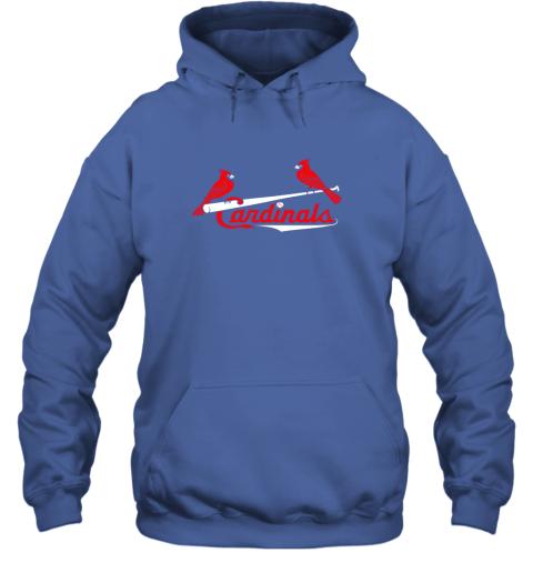tfhp cardinal sports shirtst louis baseball fan hoodie 23 front royal