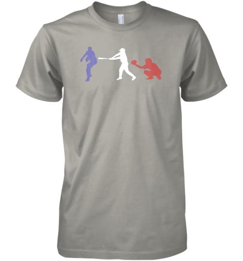 ts52 baseball usa flag american tradition spirit premium guys tee 5 front light grey