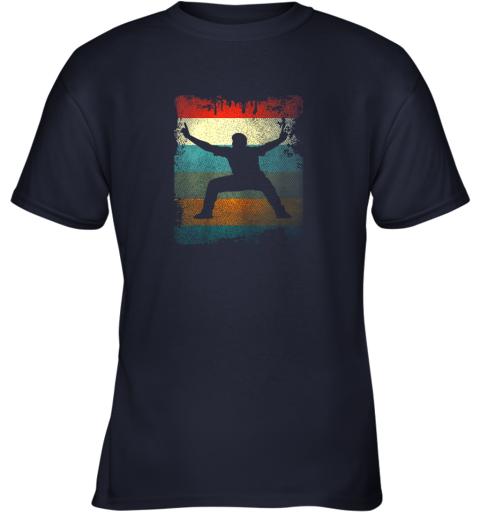 8svm vintage baseball umpire shirt retro baseball fan shirt gift youth t shirt 26 front navy