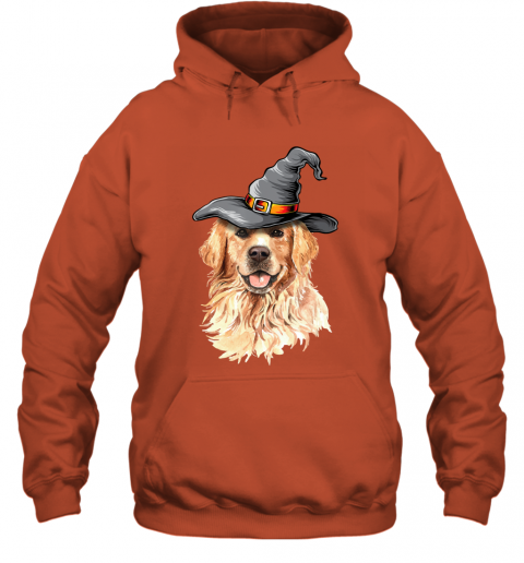 Golden Retriever Halloween Costumes Shirt Gifts Funny Dog Hoodie