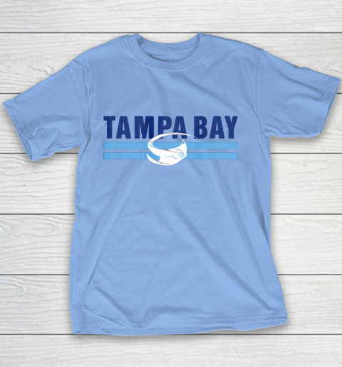Cool Tampa Bay Local Sting ray TB Standard Tampa Bay Fan Pro Youth T-Shirt 8