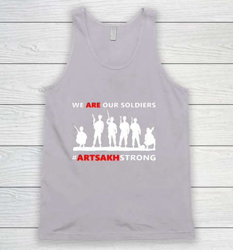 We Are Our Soldiers Tank Top 3