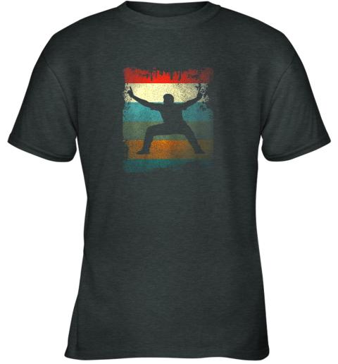 8svm vintage baseball umpire shirt retro baseball fan shirt gift youth t shirt 26 front dark heather