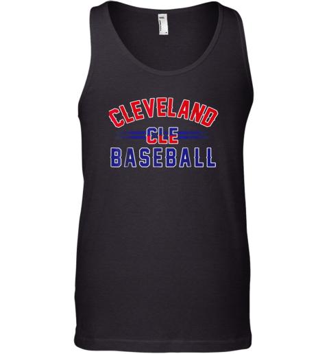 Cleveland CLE Baseball Tank Top