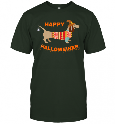 Halloween Weiner Daschund T-Shirt