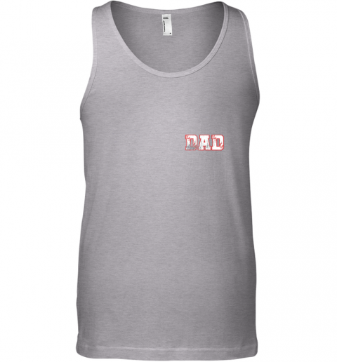 plxh mens baseball inspired dad fathers day distressed unisex tank 17 front sport grey
