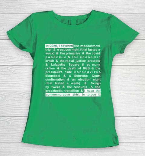 Jim Acosta Women's T-Shirt 5