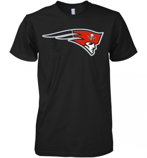 New England Patriot Tampa Bay Buccaneers Release New Logo Premium Men's T-Shirt