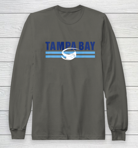 Cool Tampa Bay Local Sting ray TB Standard Tampa Bay Fan Pro Long Sleeve T-Shirt 5