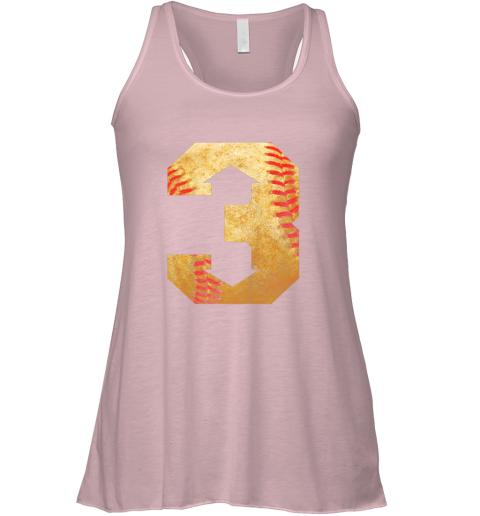 pim6 three up three down baseball 3 up 3 down flowy tank 32 front soft pink
