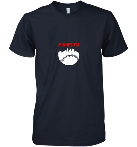 qkt0 retro minnesota baseball minneapolis cityscape vintage shirt premium guys tee 5 front midnight navy