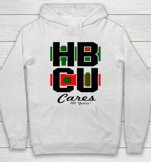 HBCU Cares College University Graduation Gift Black School Hoodie