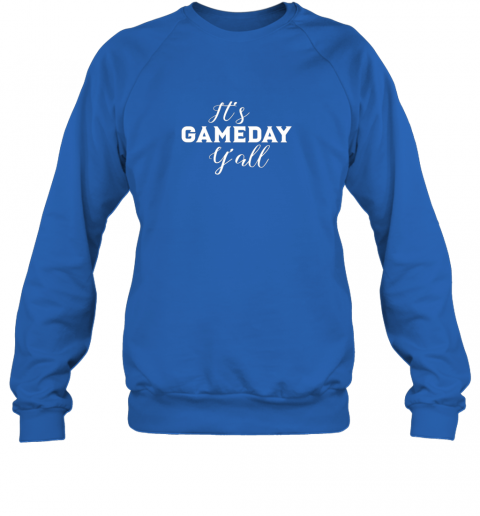 ttpd it39 s game day y39 all football baseball basketball sweatshirt 35 front royal