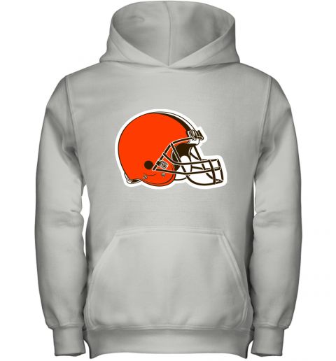 Cleveland Browns NFL Pro Line by Fanatics Branded Brown Victory Youth Hoodie