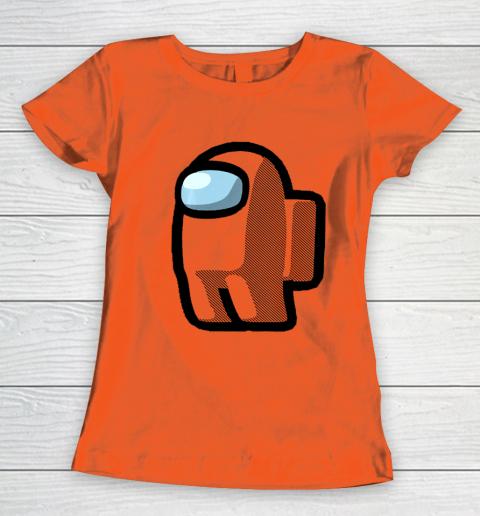 Imposter Among Gamer Us Impostor Sus Women's T-Shirt 2