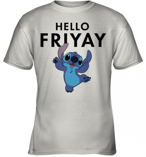 Disney Lilo Hello Friyay Youth T-Shirt